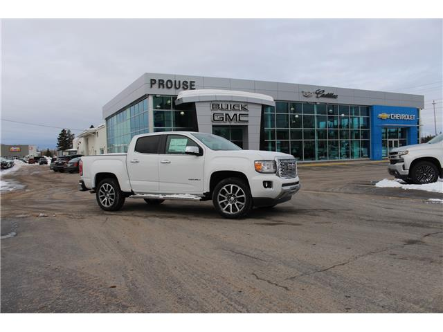 2020 GMC Canyon Denali (Stk: 8556-20) in Sault Ste. Marie - Image 1 of 1