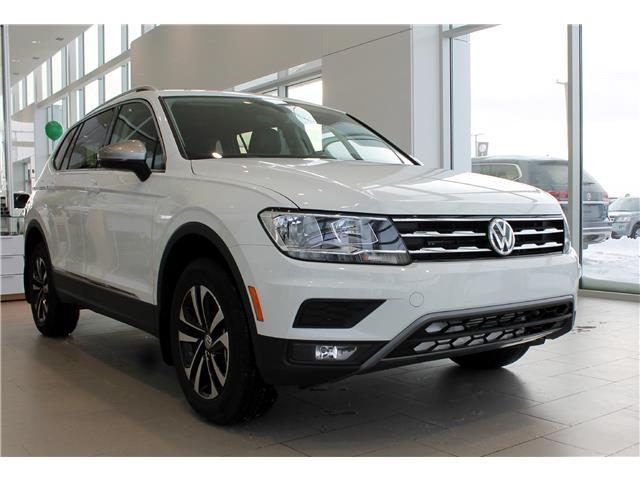 2020 Volkswagen Tiguan IQ Drive (Stk: 70013) in Saskatoon - Image 1 of 8