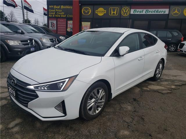 2019 Hyundai Elantra Preferred (Stk: 769576) in Toronto - Image 1 of 14
