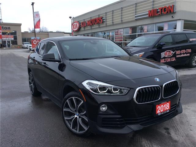 2018 BMW X2 xDrive28i (Stk: P0160) in Milton - Image 1 of 18