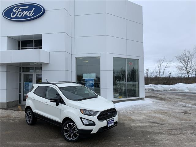 2019 Ford EcoSport SES (Stk: 19418) in Smiths Falls - Image 1 of 1