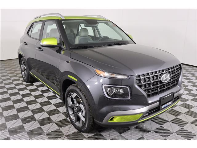2020 Hyundai Venue Trend w/Urban PKG - Grey-Lime Interior (IVT) (Stk: 120-114) in Huntsville - Image 1 of 32