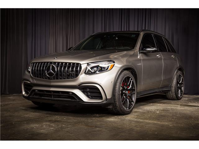 2019 Mercedes-Benz AMG GLC 63 S (Stk: CC014) in Calgary - Image 2 of 21