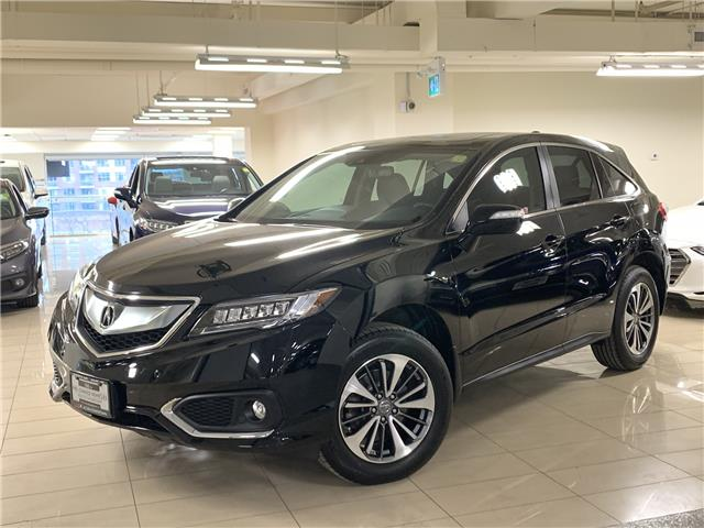 2018 Acura RDX Elite (Stk: D12856A) in Toronto - Image 1 of 27