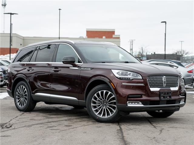 2020 Lincoln Aviator Reserve (Stk: 200058) in Hamilton - Image 1 of 26