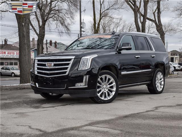 2019 Cadillac Escalade Premium Luxury (Stk: KR383351) in Toronto - Image 1 of 18