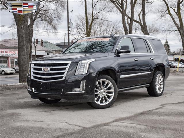 2019 Cadillac Escalade Premium Luxury (Stk: KR325259) in Toronto - Image 1 of 18