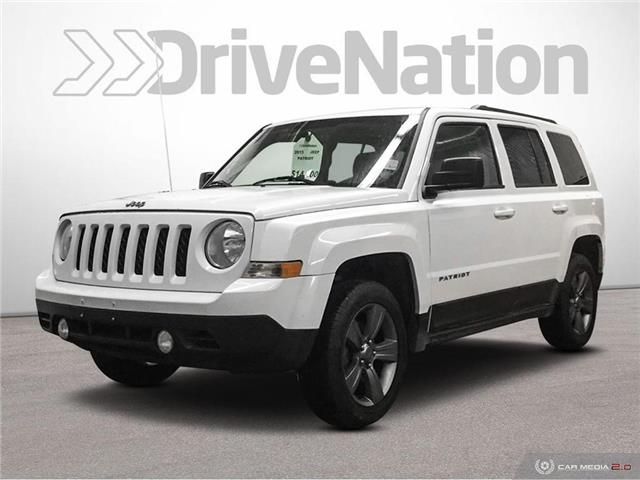 2015 Jeep Patriot Sport/North (Stk: B2220A) in Prince Albert - Image 1 of 25