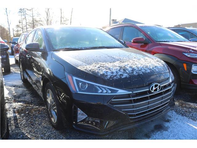 2020 Hyundai Elantra Preferred w/Sun & Safety Package (Stk: 02246) in Saint John - Image 1 of 2