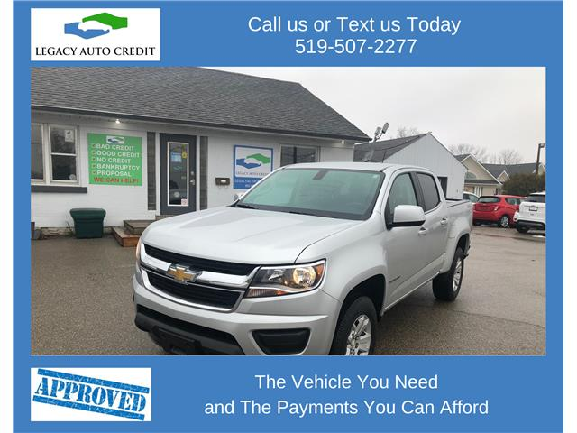 2019 Chevrolet Colorado LT (Stk: L9230) in Walkerton - Image 1 of 16