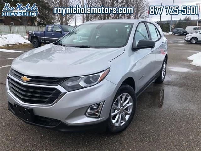 2020 Chevrolet Equinox LS (Stk: W138) in Courtice - Image 1 of 12