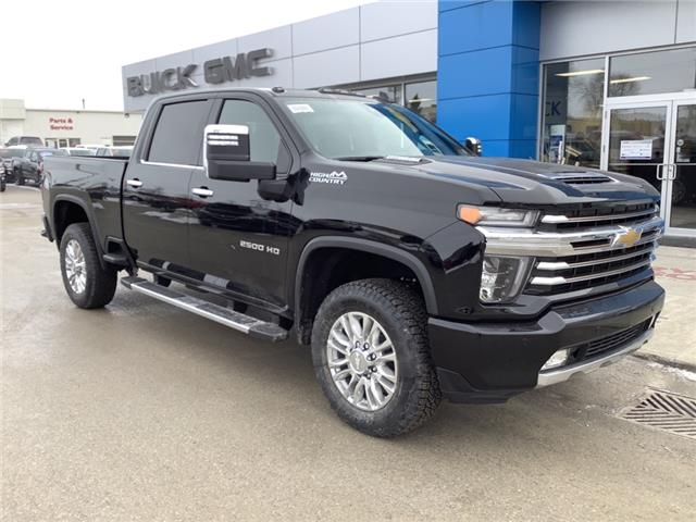 2020 Chevrolet Silverado 2500HD High Country (Stk: 20-509) in Listowel - Image 1 of 20
