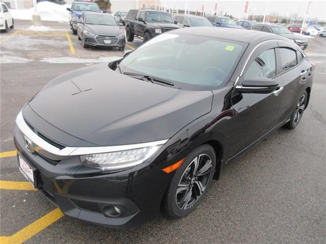 2016 Honda Civic Touring (Stk: K15256A) in Ottawa - Image 1 of 19