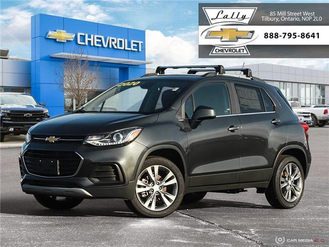 2020 Chevrolet Trax LT (Stk: TX00111) in Tilbury - Image 1 of 27