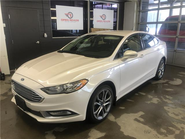 2017 Ford Fusion SE (Stk: 19166-1) in North Bay - Image 1 of 1