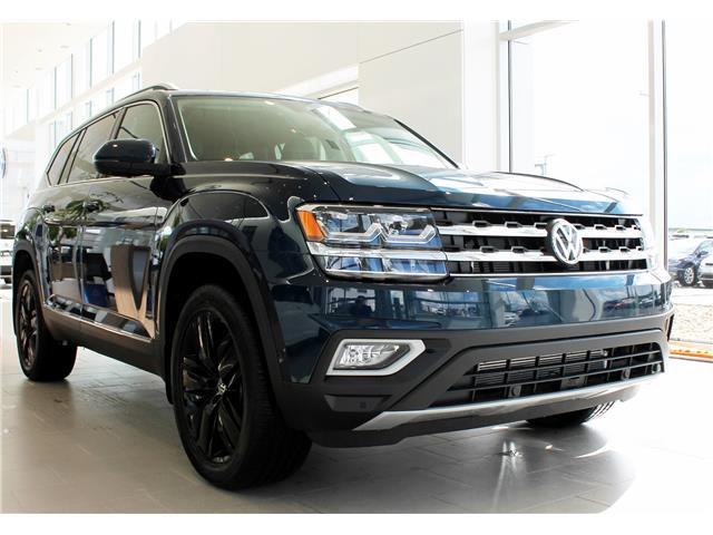 2019 Volkswagen Atlas 3.6 FSI Execline (Stk: 69174) in Saskatoon - Image 1 of 24