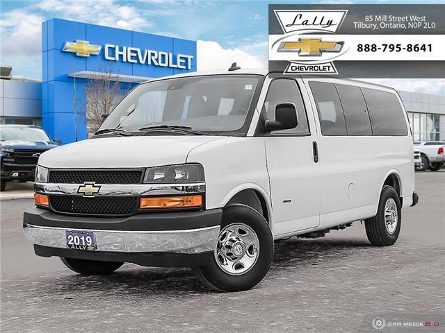 2019 Chevrolet Express 2500 LT (Stk: EX00115) in Tilbury - Image 1 of 27