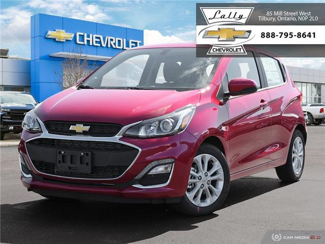 2019 Chevrolet Spark 1LT CVT (Stk: SP00024) in Tilbury - Image 1 of 27