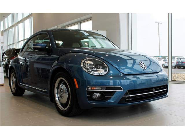 2018 Volkswagen Beetle 2.0 TSI Coast 3VWJD7AT8JM724945 69316 in Saskatoon