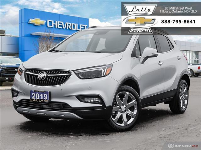 2019 Buick Encore Essence (Stk: 00049R) in Tilbury - Image 1 of 27