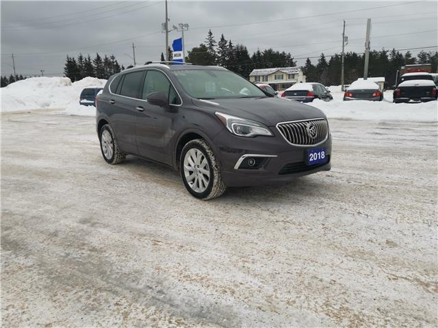 2018 Buick Envision Premium I (Stk: 2565-19A) in Sault Ste. Marie - Image 1 of 28