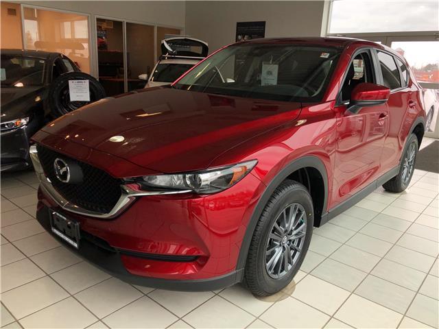 2020 Mazda CX-5 GX (Stk: SN1533) in Hamilton - Image 1 of 15