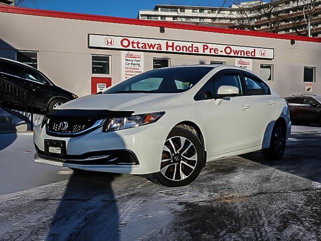 2014 Honda Civic EX (Stk: 326251) in Ottawa - Image 1 of 26