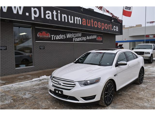 2019 Ford Taurus Limited (Stk: PP557) in Saskatoon - Image 1 of 26