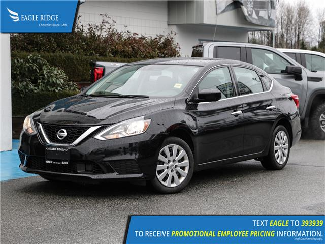 2018 Nissan Sentra 1.8 S (Stk: 180076) in Coquitlam - Image 1 of 16