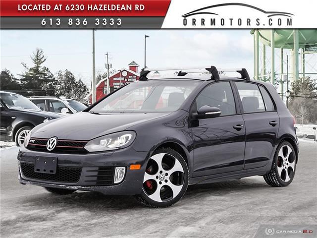 2011 Volkswagen Golf GTI 5-Door (Stk: 5928-1) in Stittsville - Image 1 of 27