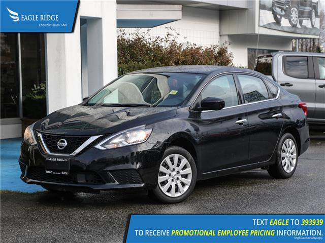 2018 Nissan Sentra 1.8 SV (Stk: 180103) in Coquitlam - Image 1 of 15