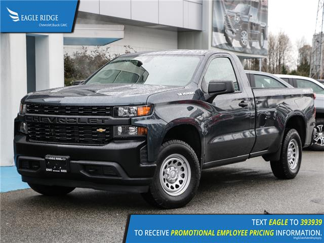 2020 Chevrolet Silverado 1500 Work Truck (Stk: 09217A) in Coquitlam - Image 1 of 14