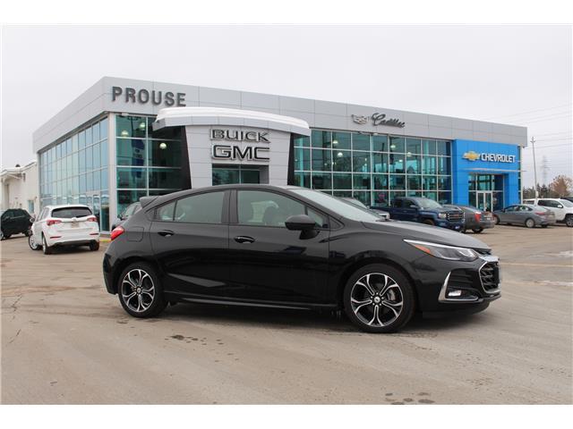2019 Chevrolet Cruze LT (Stk: 3921-19) in Sault Ste. Marie - Image 1 of 1