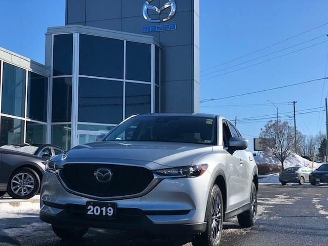 2019 Mazda CX-5 GS (Stk: M2751) in Gloucester - Image 1 of 20