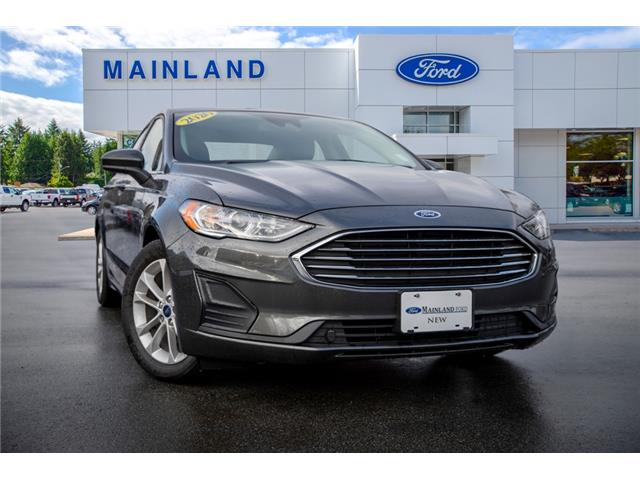 2020 Ford Fusion SE (Stk: 20FU0605) in Vancouver - Image 1 of 24