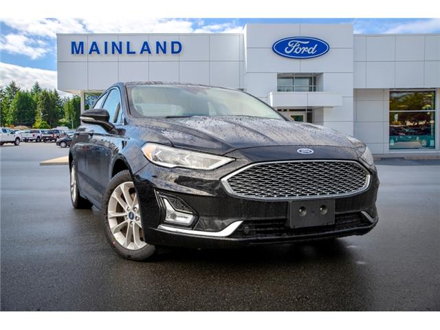 2020 Ford Fusion Energi Titanium (Stk: 20FU2006) in Vancouver - Image 1 of 24