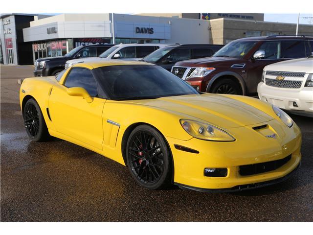 2011 Chevrolet Corvette Grand Sport (Stk: 181775) in Medicine Hat - Image 1 of 16