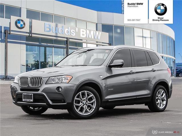 2014 BMW X3 xDrive28i 5UXWX9C50E0D18047 T94876PB in Hamilton