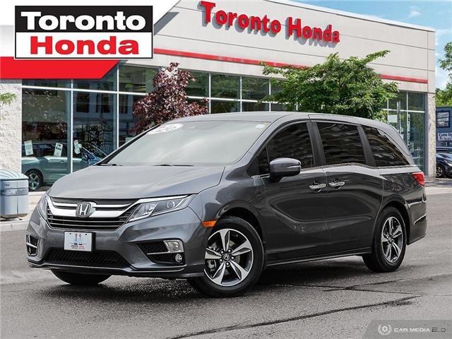 2019 Honda Odyssey EX-L (Stk: H39972P) in Toronto - Image 1 of 29