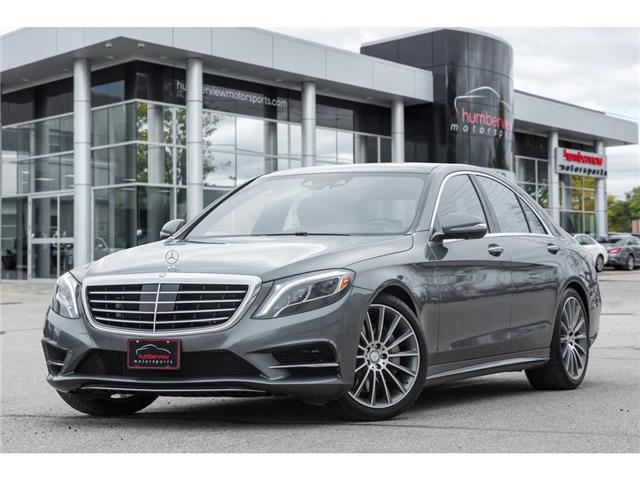 2017 Mercedes-Benz S-Class Base (Stk: 20HMS5078) in Mississauga - Image 1 of 24