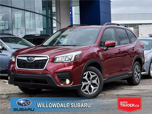 2019 Subaru Forester 2.5i Convenience >>NO ACCIDENT<< (Stk: 19D66) in Toronto - Image 1 of 27