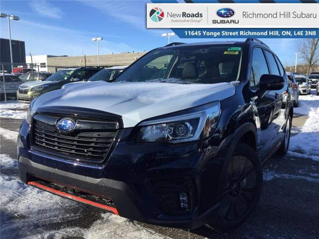 2020 Subaru Forester Sport (Stk: 34245) in RICHMOND HILL - Image 1 of 23