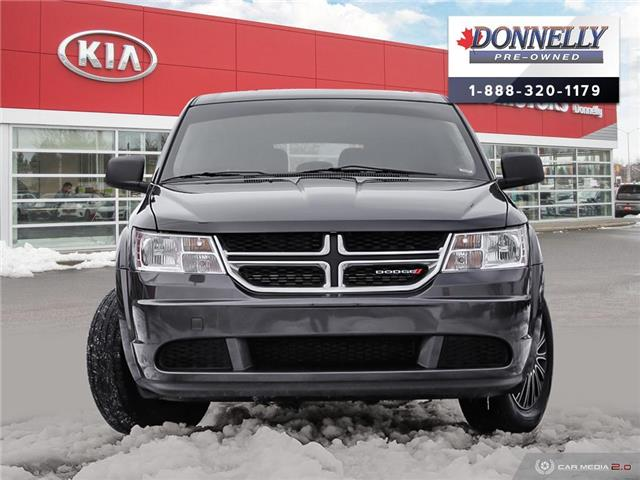 2016 Dodge Journey CVP/SE Plus (Stk: MUR977A) in Kanata - Image 1 of 27
