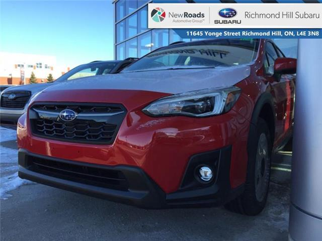 2020 Subaru Crosstrek Sport w/Eyesight (Stk: 34266) in RICHMOND HILL - Image 1 of 1