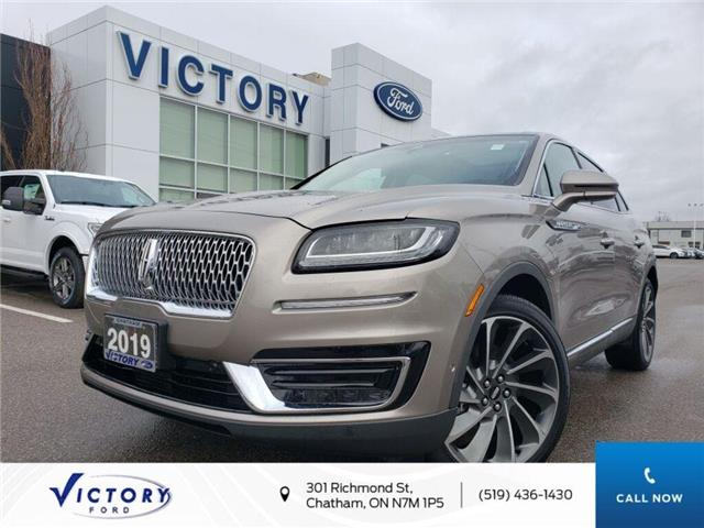 2019 Lincoln Nautilus Reserve (Stk: V10369CAP) in Chatham - Image 1 of 21
