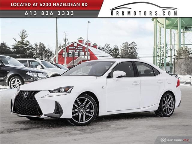 2017 Lexus IS 350  (Stk: 5987) in Stittsville - Image 1 of 27