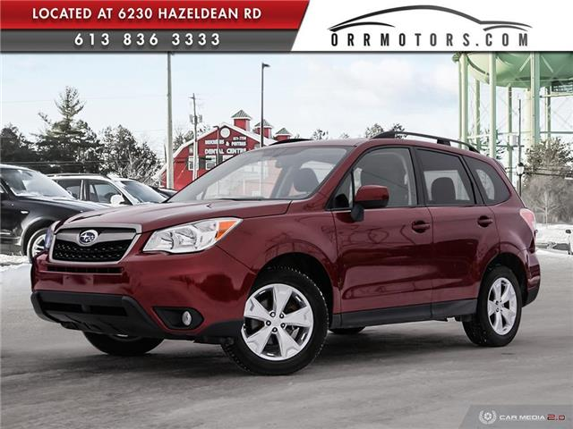 2014 Subaru Forester 2.5i Touring Package (Stk: 6001) in Stittsville - Image 1 of 27