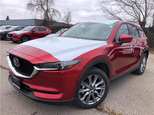 2020 Mazda CX-5 GT (Stk: SN1574) in Hamilton - Image 1 of 18