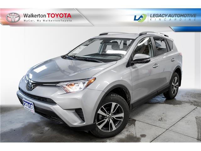 2018 Toyota RAV4 LE (Stk: P8196) in Walkerton - Image 1 of 17