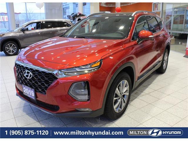 2019 Hyundai Santa Fe Luxury (Stk: 017161A) in Milton - Image 1 of 38